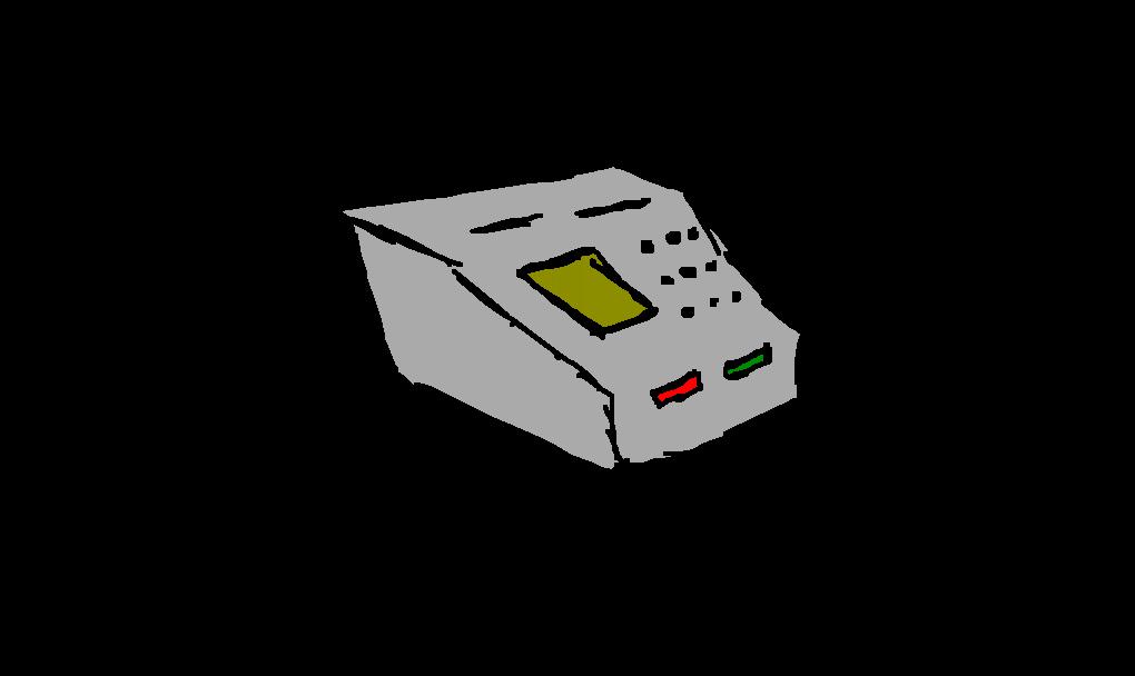 Urna Desenho De 4folhas Gartic