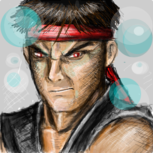 Evil Ryu By Blues