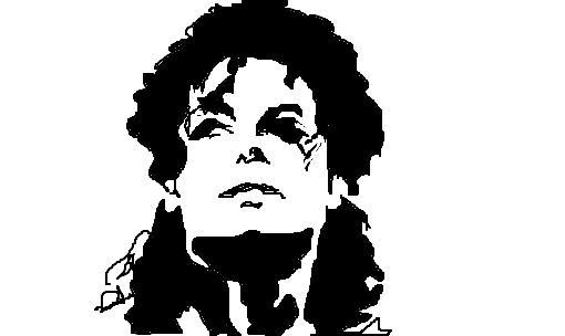 Michael Jackson Desenho De Casper Gartic