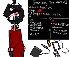 -[Meeting The Artist?]-
