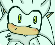 Silver The Hedgehog :3