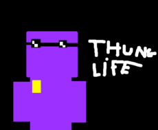 Purple ThungLife