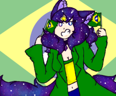 Braziliam Galaxy