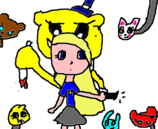 Jeremy Girl(Jene) In Fnaf 2