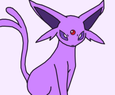 Espeon for OtonashiJohn_