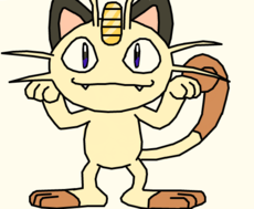 Meowth For The_Monster_Girl