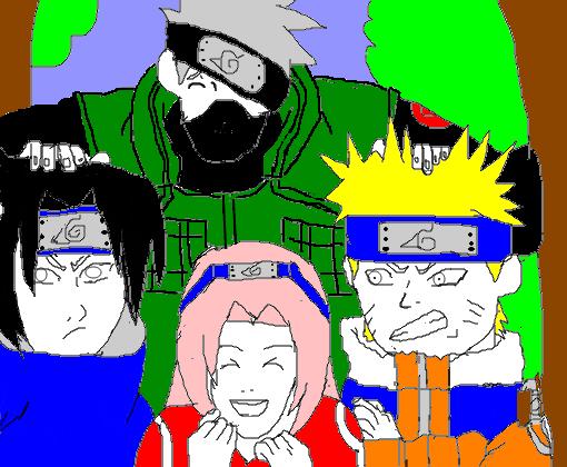 equipe 7 - Desenho de _painn_4 - Gartic