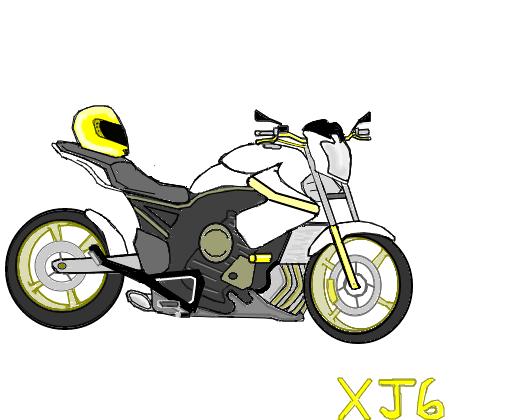 XJ6 um Sonho - Desenho de _ronny_ - Gartic