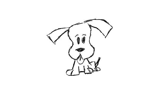 Cachorro - Desenho de _rsdesign_ - Gartic