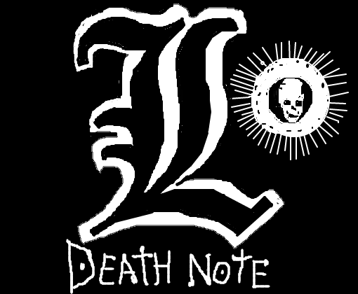 \'L\' Death Note