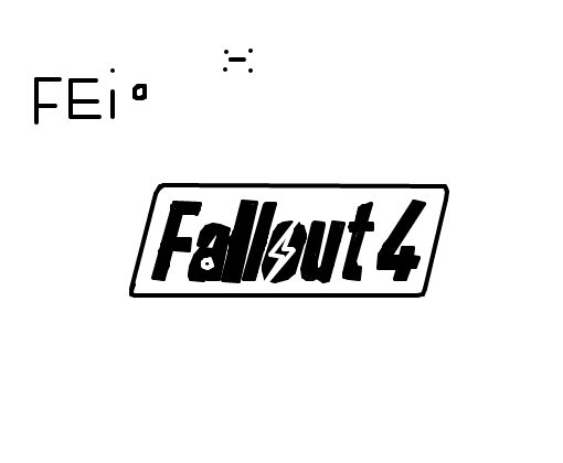 Fallout 4 desenho de star aono gartic for Fallout 4 mural
