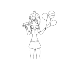 Balloon Girl (parte 1)