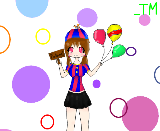 Balloon Girl (parte 3)