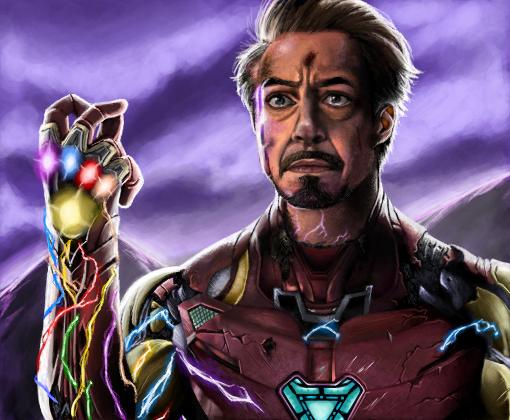 Tony Stark P Lunatico1712 Desenho De Zmellowz Gartic
