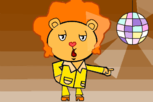 Disco Bear - Happy Tree Friends