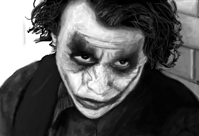 Why so serious? - _Theuuus