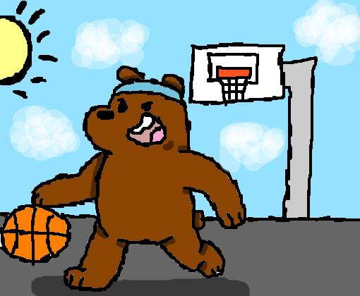 hora do jogo! (ursos sem curso) - Desenho de agente_gartic ...