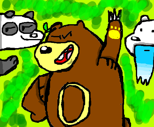 Ursos Sem Curso Pok 233 Mon Desenho De Agente Gartic Gartic