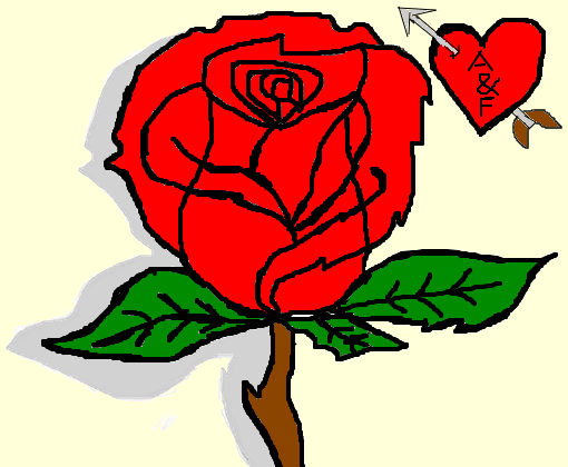 Uma Rosa Para Uma Flor 3 Desenho De Alexlima1231 Gartic