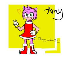 The pink hedgehog~