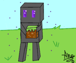 Enderman Kawaii
