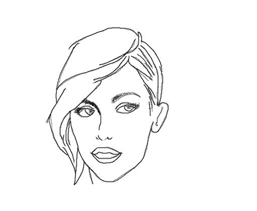 Rostos Desenhos: Desenho De Anakin87157