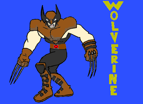 Wolverine p/ Wiith