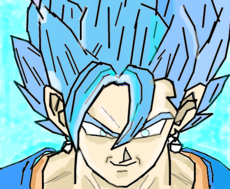vegetto remake