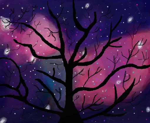 Galaxia Desenho De Arabella370 Gartic