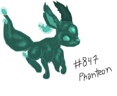 Eeveelution: Phanteon #847