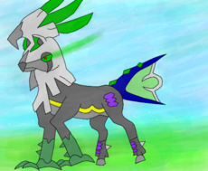 Sawsbuck/Silvally