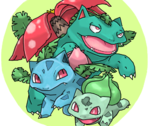 Bulbasaur + Evolution