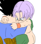 Vegeta & Trunks