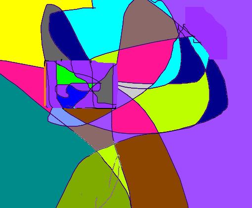 Gato Colorido Desenho De Babi888 Gartic