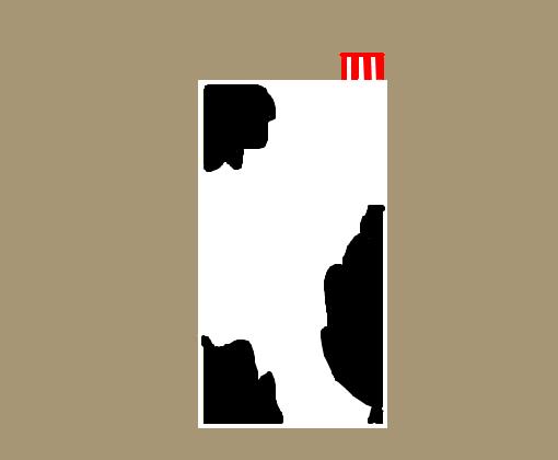 Caixa De Leite Desenho De Bellarkezinha Gartic