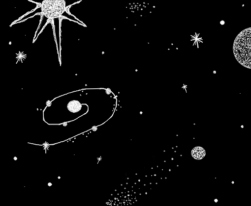 Galaxia Desenho De Boneca100 Gartic