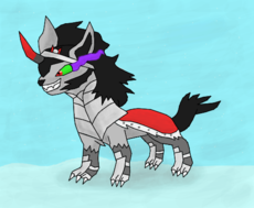 Mightyena (King Sombra)