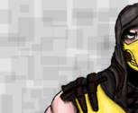 """GET OVER HERE!"" Scorpion - Mortal Kombat"