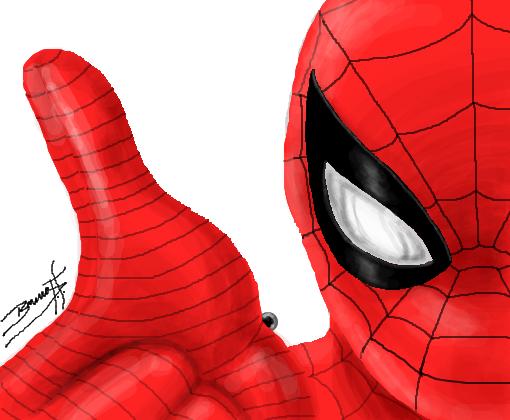 Homem Aranha Desenho De Brunofs007 Gartic