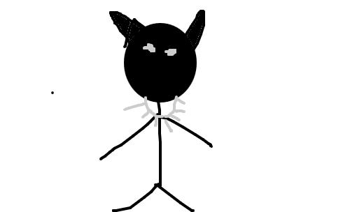 Pantera Negra Desenho De Brunosouza Gartic