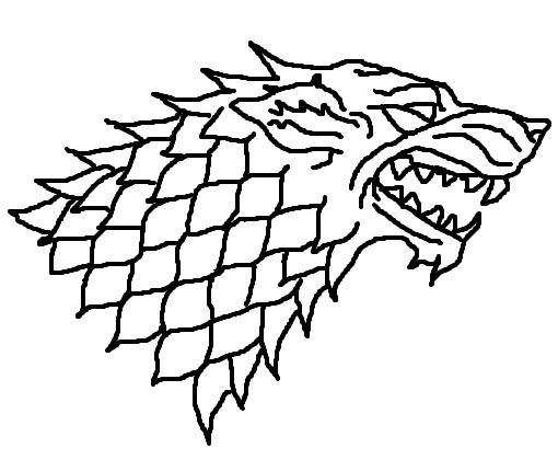 Game Of Thrones Desenho De C4bal Gartic