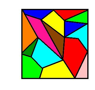 mosaico desenho de ca gartic