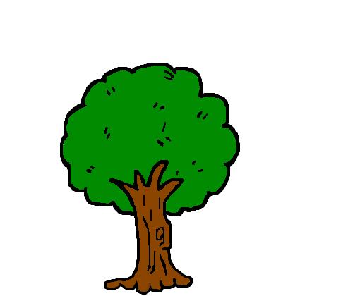 Arvore Desenho De Caique1394 Gartic