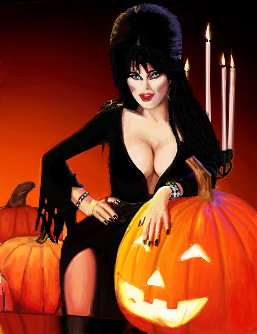 Elvira - mistress of the dark P/NathanGM