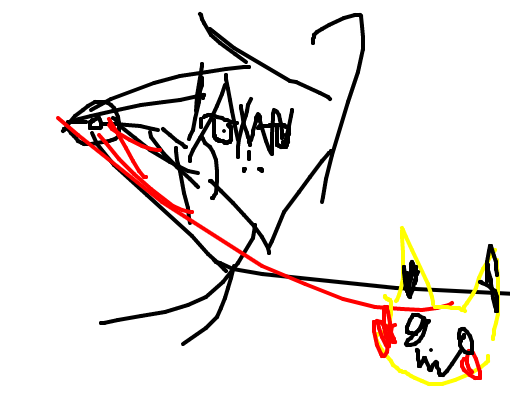 o melhor desenho que teve ir pra home c desenho de cat blue gartic