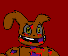 The Death of Purple Guy/ The Rise of Springtrap