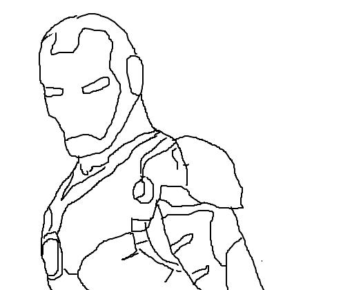 Desenhar Rosto Homem De Ferro Pictures To Pin On Pinterest