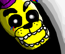 GOLDEN FREDDY!!