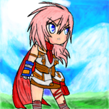 #7 - Chibi Lightning (Dark_Drawings)