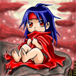 #26 - Chibi Vincent Valentine (Dark_Drawings)